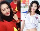 """""""Hot girl World Cup"""" chấm Quang Hải của trận Chung kết AFF Cup"""