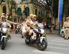 Hà Nội ra quân đợt cao điểm bảo đảm trật tự, an toàn giao thông dịp Tết