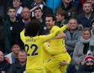 Brighton 1-2 Chelsea: Hazard, Pedro giúp đội khách thắng trận