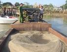 Khởi tố đối tượng khai thác cát lậu trên sông Đồng Nai