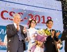"""""""Vượt mặt"""" nhiều nam sinh xuất sắc, Ánh Hồng đoạt giải thưởng CSC trị giá 120 triệu đồng"""