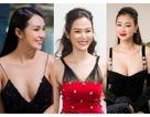 Hoa hậu Thu Thuỷ làm vedette đọ dáng sexy nóng bỏng với bà xã Tuấn Hưng, Maya