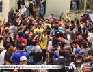 Thất bại trước đội tuyển Việt Nam, Malaysia vẫn được chào đón như người hùng