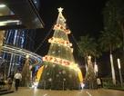 Mùa Noel đã rạo rực trên đường phố Hà Nội