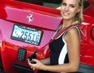 Siêu mẫu Playboy mơ ước làm nhà vô địch F1