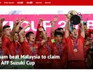 Báo Tây Ban Nha chúc mừng đội tuyển Việt Nam vô địch AFF Cup 2018
