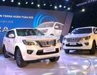 Nissan Terra chính thức ra mắt với giá bán từ 988 triệu đồng