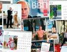 """Bộ lịch hình Tổng thống Putin """"cháy hàng"""" ở Nhật Bản"""