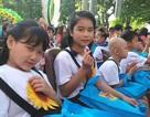 Ung thư không thể quật ngã ước mơ đến trường của trẻ