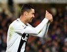 Fiorentina 0-3 Juventus: C.Ronaldo ghi bàn thứ 10