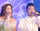 Ưng Hoàng Phúc bày tỏ tình cảm trong lễ cưới khiến Kim Cương xúc động rơi nước mắt