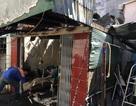 Cháy 2 căn nhà, thiệt hại cả trăm triệu đồng