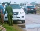 Phá cửa ô tô đang nổ máy, phát hiện thi thể Thượng uý công an