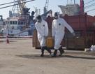 Lên phương án xử lý tình huống phát hiện phóng xạ tại cảng Dung Quất
