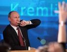 Tổng thống Putin họp báo trực tiếp với 1.700 phóng viên