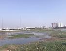 """Dự án 800 triệu USD hồi sinh sông Tô Lịch khởi công 2 năm vẫn… """"đắp chiếu"""""""