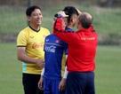 Thầy Park về nước, trợ lý Lee Young-jin tạm thời nắm đội tuyển Việt Nam