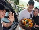 Khoảnh khắc Đặng Văn Lâm bịn rịn chia tay gia đình, ra Hà Nội chuẩn bị cho Asian Cup