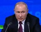 Cách đối đáp bất ngờ của ông Putin khi bị hỏi về tham vọng thống trị thế giới