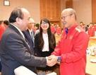 Thủ tướng gặp mặt, khen thưởng thầy trò HLV Park Hang Seo