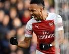 Arsenal 3-1 Burnley: Cú đúp của Aubameyang