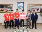 Apec Group trao thưởng 5,4 tỷ đồng cho đội tuyển quốc gia Việt Nam