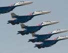 Nga đưa hàng loạt máy bay chiến đấu tới Crimea giữa lúc căng thẳng với Ukraine