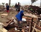 Số người chết do sóng thần tại Indonesia tăng vọt lên 168