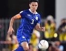 Hậu vệ Thái Lan muốn quên đi nỗi buồn tại AFF Cup 2018