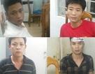 Bắt nhóm thuê xe ô tô tự lái rồi mang bán sang Campuchia