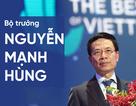 """Bộ trưởng Nguyễn Mạnh Hùng: Người lính trui rèn cả cuộc đời để lĩnh xướng """"cuộc chiến"""" Công nghiệp 4.0"""