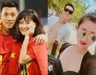 Tiền vệ Huy Hùng - cầu thủ chăm khoe ảnh bạn gái nhất tuyển Việt Nam