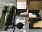Bắt giữ hành khách mang 3 khẩu súng trên chuyến bay từ Mỹ về Việt Nam