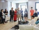 The Central Thanh Hóa: Vừa khai trương nhà mẫu, khách nườm nượp tới xem