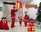 Món quà từ ông già Noel và những băn khoăn của con trẻ