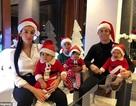 Giáng sinh ấm cúng của Ronaldo và bạn gái