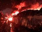 Cháy lớn  ở Khu công nghiệp Trà Nóc
