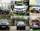 """""""Soi"""" trang bị an toàn và tiện nghi của các mẫu SUV 7 chỗ tại Việt Nam"""