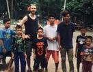 Du khách Mỹ suýt chết đuối quyên tiền 15.000 USD trả ơn nơi cứu mạng