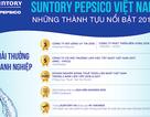 Những dấu ấn nổi bật của Suntory Pepsico Việt Nam trong năm 2018