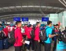 Đội tuyển Việt Nam lên đường sang Qatar, chuẩn bị cho Asian Cup 2019