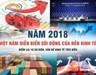 10 vấn đề, sự kiện kinh tế nổi bật năm 2018
