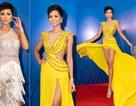 """Hoa hậu H'hen Niê tái hiện màn xoay váy """"đẳng cấp"""" tại Miss Universe 2018"""