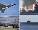 10 dấu ấn quân sự nổi bật của Nga năm 2018