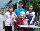 Học trò vùng cao sáng chế xe lăn đặc biệt giúp phục hồi chức năng cho người bệnh