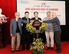 Báo Hà Nội Mới điện tử kỷ niệm 15 năm thành lập