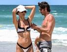 Alessandra Ambrosio quyến rũ bên bạn trai
