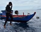 Quảng Ngãi: Nguy hiểm nghề lặn biển