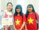 Nữ sinh Việt giành 2 huy chương tại Olympic tiếng Nga quốc tế lần thứ 16