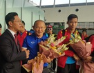 Những hình ảnh đầu tiên của đội tuyển Việt Nam tại Qatar